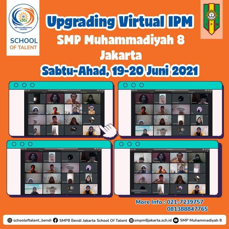 Uprgrading Virtual Ikatan Pelajar Muhammadiyah
